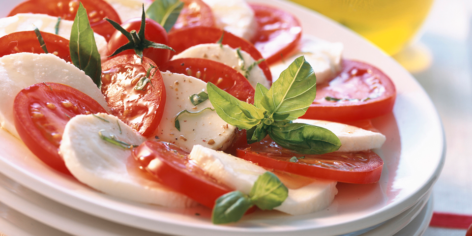 Large Image of Caprese Salad