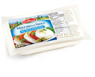 Image of Galbani Pre-Sliced Mozzarella