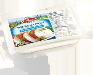 Image of Galbani Pre-Sliced Mozzarella