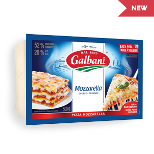 Galbani Pizza Mozzarella Thumbnail