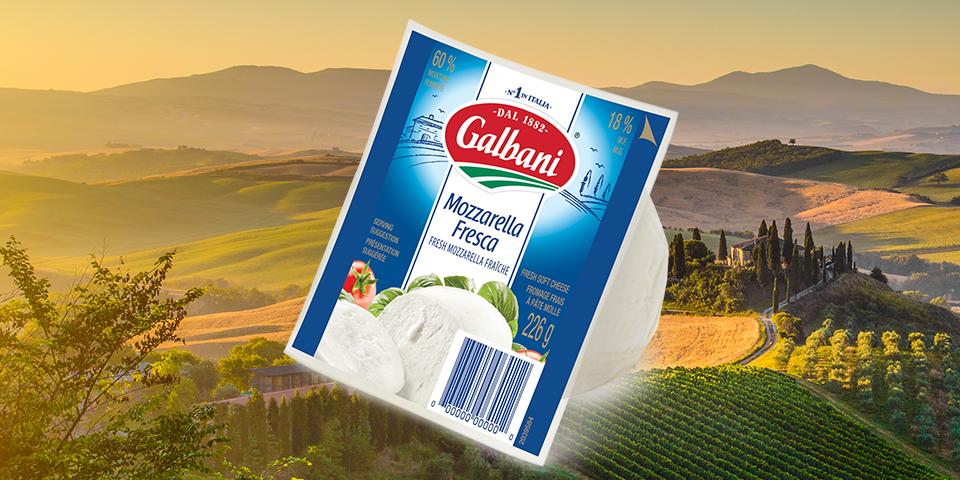 Galbani Mozzarella Fresca
