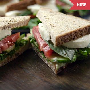 New Caprese Sandwich
