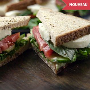 Sandwich Caprese Frais Nouveau