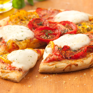 Small Image of Caprese Pizza