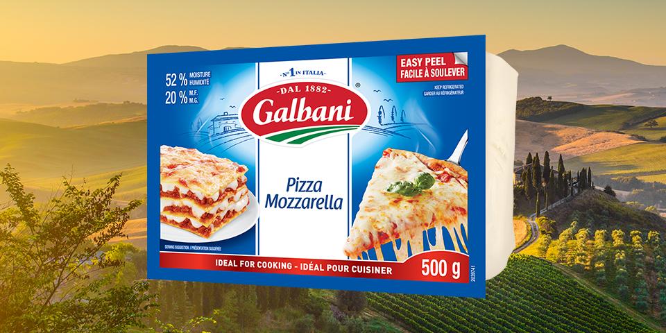 Galbani Pizza Mozzarella